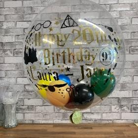 Harry Potter theme bubble