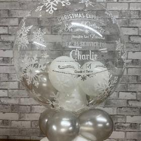 Nice, list, personalised, Christmas, bubble, bubblegum, gift, balloon, gravesend, northfleet, kent