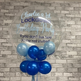 Lockdown, bubble, balloon, birthday, party, bubblegum, delivery, gravesend, northfleet, kent, london