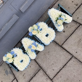 Baba, baba Ji, babaji, Indian, Sikh, Funeral, sympathy, wreath, tribute, flowers, florist, gravesend, Northfleet, Kent, london